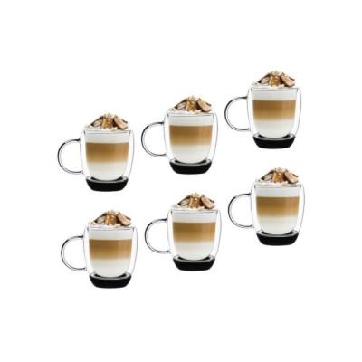 szklanki termiczne do kawy z silikonowym dnem