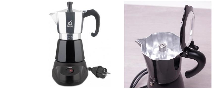 Kawiarki elektryczne